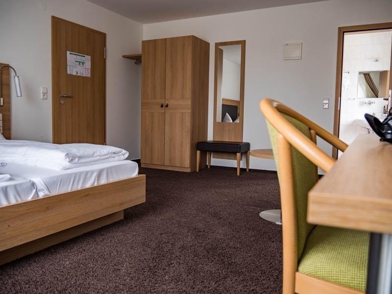 Hotel Krauthof Komfort Doppelzimmer
