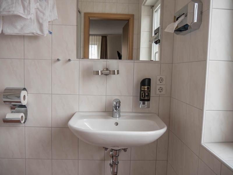 Hotel Krauthof Komfort Einzelzimmer
