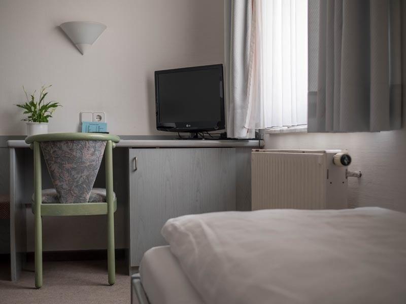Hotel Krauthof Zweibettzimmer