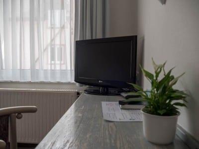Hotel Krauthof Classic Einzelzimmer