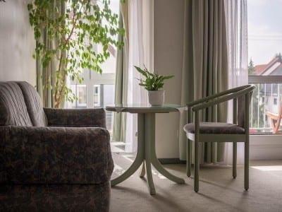 Hotel Krauthof Classic Doppelzimmer