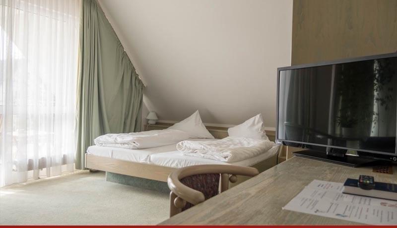 Hotel Krauthof Doppelzimmer klassik