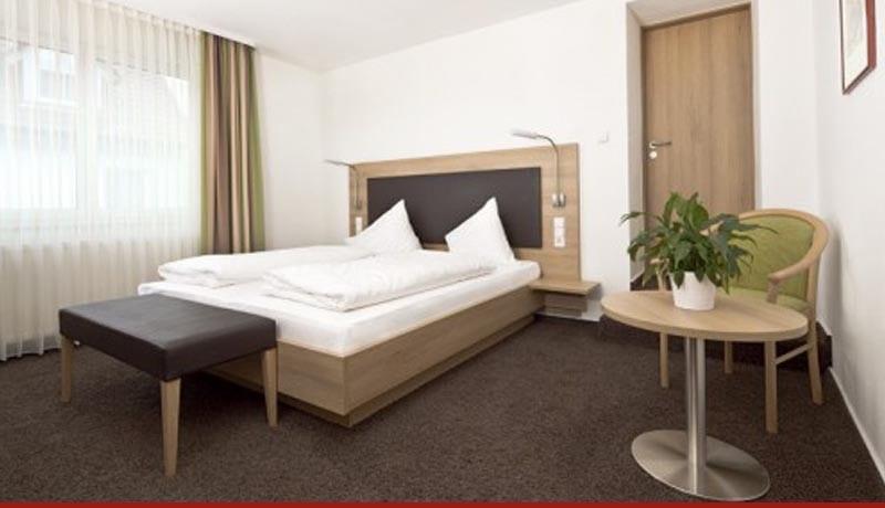 Hotel Krauthof Einzelzimmer komfort