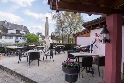 Sonnenterasse Restaurant Krauthof