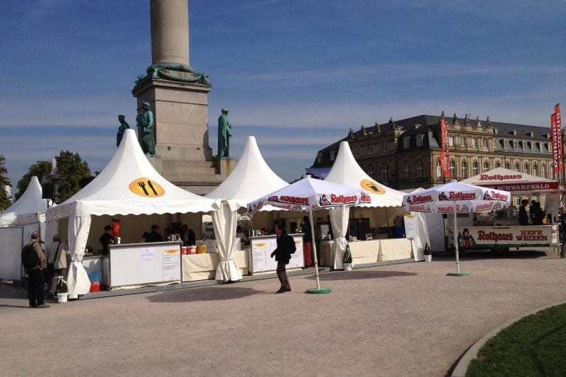 Catering Schlossplatz