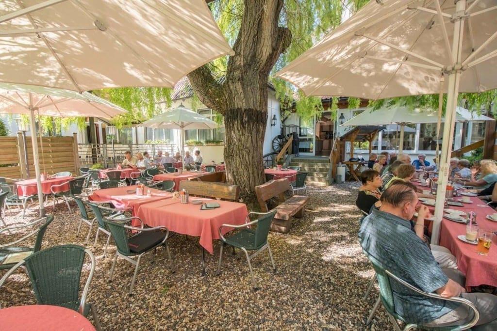 Biergarten Ludwigsburg Restaurant Krauthof